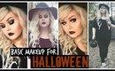 Universal Makeup For Halloween | Let's Get Spooky