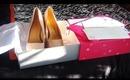 My first Shoedazzle.com (by Kim Kardashian) purchase!
