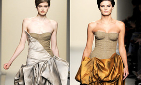 Milan Fashion Week, Fall 2011: Redken at Bottega Venetta