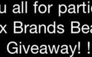 ♡ Onyx Brands Giveaway Winner! ♡