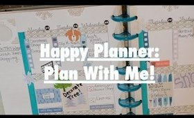 Plan With Me || Winter Wonderland