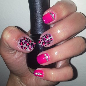 I loved loved loved this manicure <3