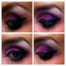 Sleek Acid palette Look 2