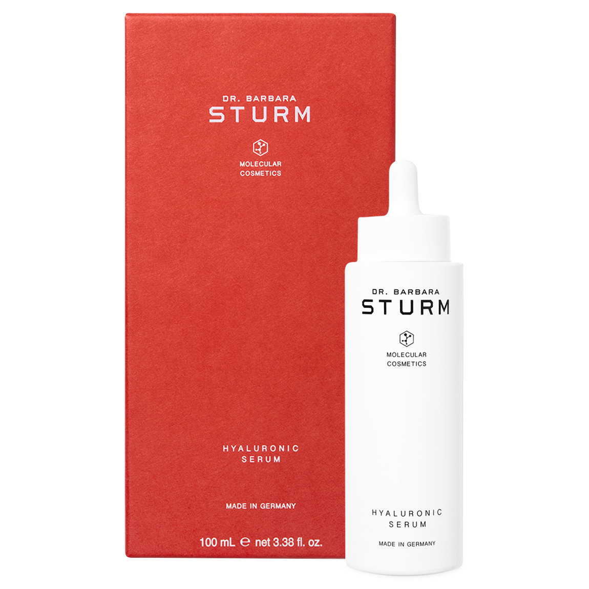 Dr. Barbara Sturm Limited Edition Hyaluronic Acid Serum product swatch.