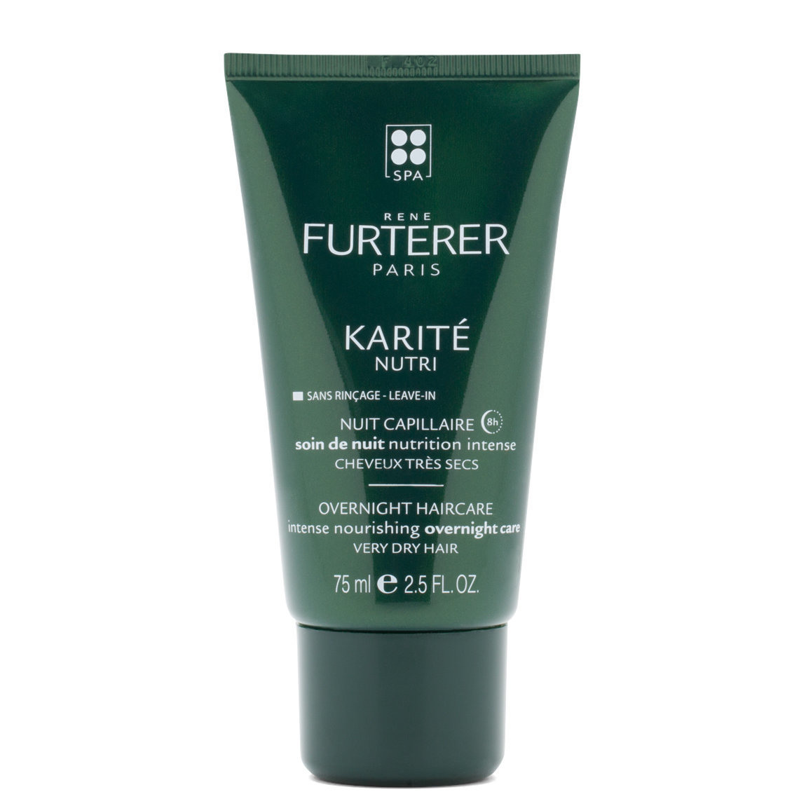 Rene Furterer Karite Nutri Intense Nourishing Overnight Treatment product swatch.