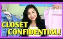 Closet Confidential Tag!