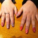 dots,gems,leopard and glitter