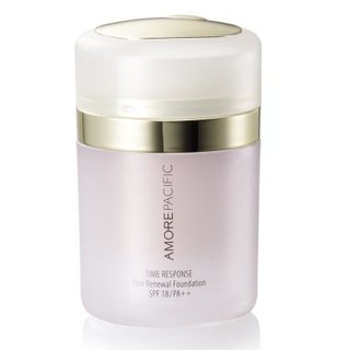 AmorePacific Time Response Skin Renewal Foundation SPF18