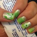 White Citrus Nails