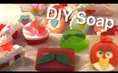 SkinME - DIY His/Her Piece Of My ♥ Soap (Gift Ideas)