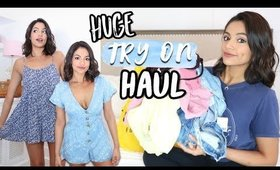 Summer Try-On Clothing Haul! Forever 21, Urban Outfitters, & more!