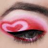 Valentine Heart Eyes