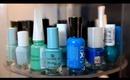 Colectia mea de oje / My nail polish collection