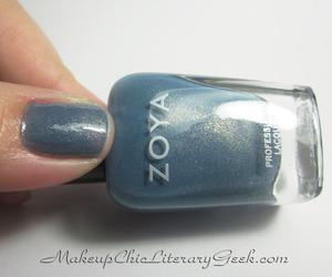 Zoya Skylar My review: http://www.makeupchicliterarygeek.com/2012/01/swatch-review-zoya-true-collection.html