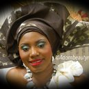 Bridal engagement makeup