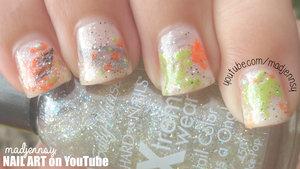 Watch HD Nail Tutorial! http://youtu.be/MF8vG5UH3z4