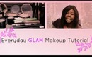 Everyday Glam Makeup Tutorial | WandesWorld