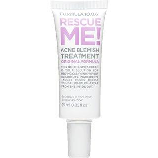 Formula 10.0.6 Rescue Me! Acne Blemish Treatment