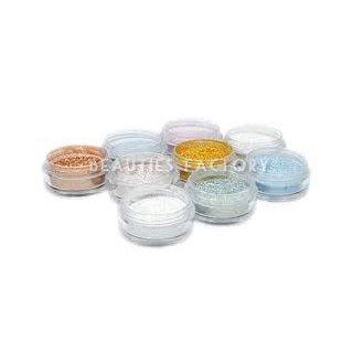 Beauties Factory Sparkling Finish Glitter Powder