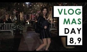 Holiday Dinner   Vlogmas Day 8,9