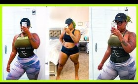 JSCULPT Fitness Belt Review + Workout Routine | Plus Size Friendly??