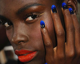 Jen Kao Beauty, New York Fashion Week S/S 2012