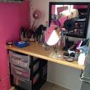 Makeup Station!