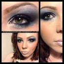 OTT 'casual work makeup'
