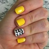 Yellow and Zig Zags