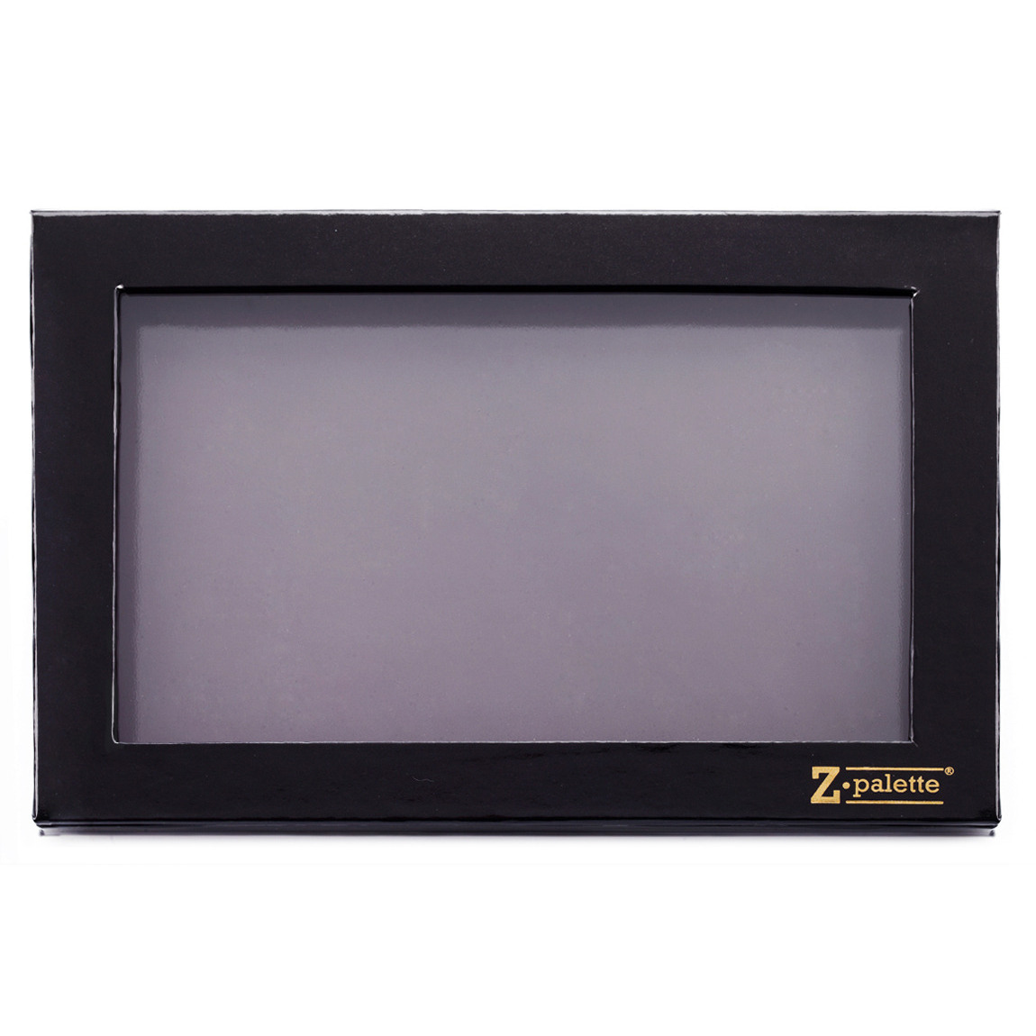 Z•Palette Black product smear.
