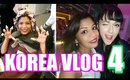 KOREA Vlog Hair Color ,Korean Makeup, Meet & Greet | SuperPrincessjo