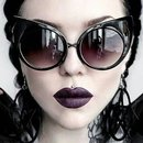 Sharp and Dark Lips