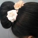 my friend did my hair:)