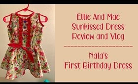 Ellie and Mac Sunkissed Dress Pattern review | Zaji-Kali Makes