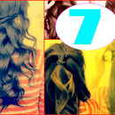 ★7 EASY, QUICK EVERYDAY HAIRSTYLES FOR LONG HAIR, FOR MEDIUM HAIR   HALF-UP HAIRSTYLE UPDO with NO HEAT
