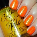 Cult Nails All Out over Be Loco