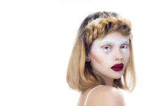 Photographer:  Manuela Gómez Models: Mariana Mejia and Ana Atehortua / AE Models Styling: Lina Toro using Zawadzky  KEY Makeup Artist: Lina Toro (Sweetpea & Fay PROMUA/ Brand Ambassador PAI PAI/ COKETA PROMUA). MUA Assistant & Hairstyle: Alejandra Tamayo Lighting: Juan Cadavid