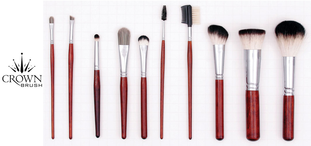 crown brush. crown brush l