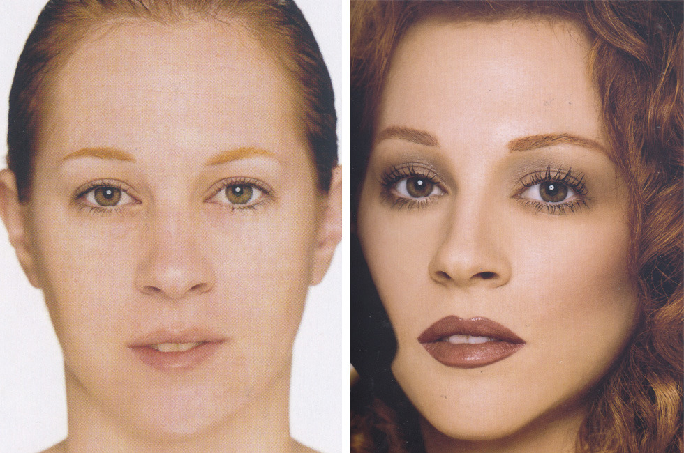 cheek contour before and after. contouring 101 cheek contour before and after u