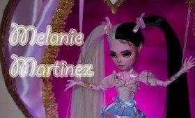 Melanie Martinez Doll Repaint