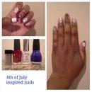 'Murica #nails