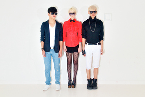 {credits} photo: Patrick Rafanan models: Nicanor, Juliano, and Page with LOOK Agency SF makeup: S Cindy Crabtree (Moonshine Makeup Artist)