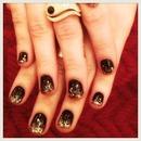 Black nails!