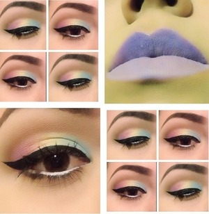 I love pastels :)