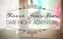 Skirt, Bun, Bold Eye - Choose Your Own Date Night Adventure