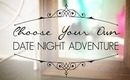 Skirt, Bun, Bold Lips - Choose Your Own Date Night Adventure