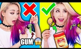10 Weird Life Hacks You Never Knew! Funny New Ways To Use Everyday Items!