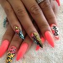 Nails I designed