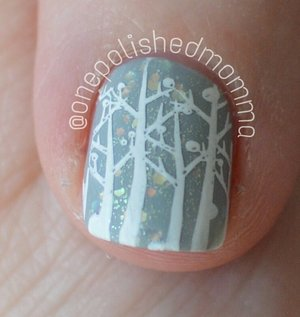 http://onepolishedmomma.blogspot.com/2014/12/wintery-forest.html?m=1