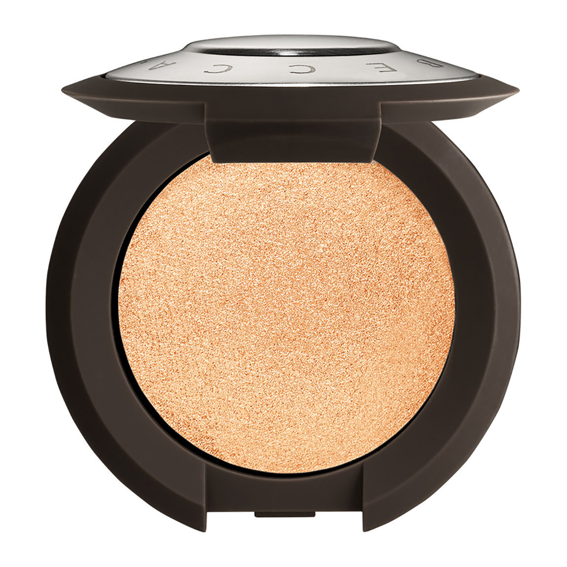 BECCA Cosmetics Mini Shimmering Skin Perfector Pressed Highlighter Champagne Pop alternative view 1.